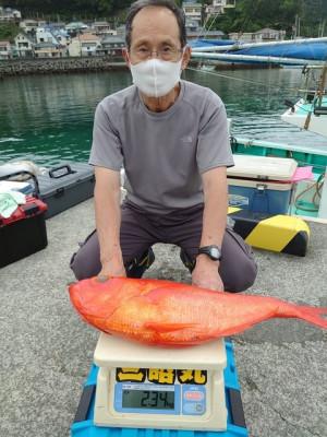 三昭丸の2021年7月8日(木)4枚目の写真