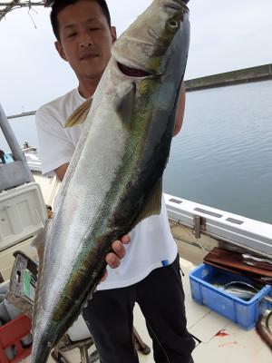 赤峯釣船の2021年7月10日(土)1枚目の写真