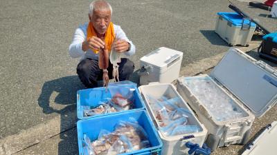釣り船 秀進丸の2021年7月11日(日)2枚目の写真