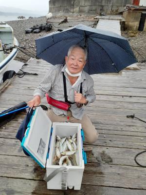 安乗釣センターの2021年7月12日(月)2枚目の写真