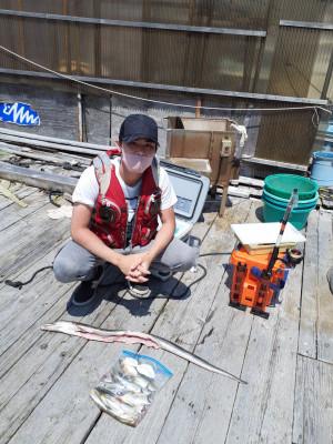 安乗釣センターの2021年7月13日(火)3枚目の写真