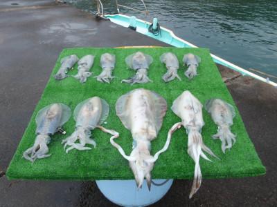 釣り船 久勝丸の2021年7月9日(金)2枚目の写真