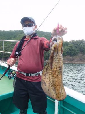 釣り船 久勝丸の2021年7月10日(土)2枚目の写真