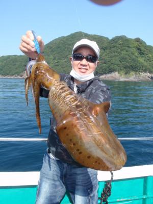 釣り船 久勝丸の2021年7月11日(日)1枚目の写真