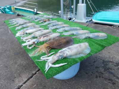 釣り船 久勝丸の2021年7月11日(日)4枚目の写真