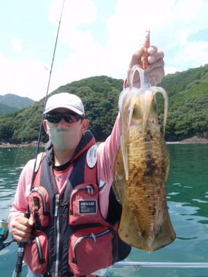 釣り船 久勝丸の2021年7月13日(火)2枚目の写真