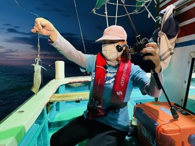 谷口釣船の2021年7月14日(水)1枚目の写真
