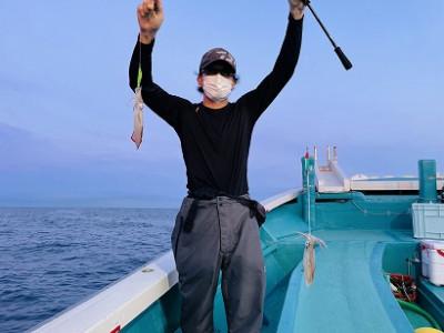 谷口釣船の2021年7月14日(水)2枚目の写真