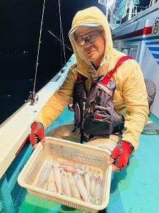 谷口釣船の2021年7月14日(水)4枚目の写真