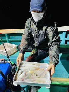 谷口釣船の2021年7月14日(水)5枚目の写真