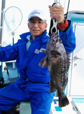 佐々木釣具店 平進丸の2021年7月15日(木)1枚目の写真