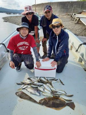 安乗釣センターの2021年7月15日(木)2枚目の写真