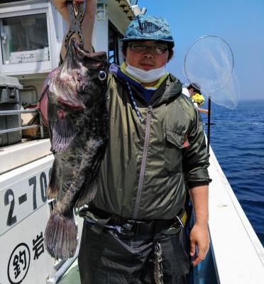 佐々木釣具店 平進丸の2021年7月16日(金)1枚目の写真