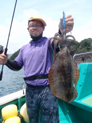 釣り船 久勝丸の2021年7月15日(木)1枚目の写真