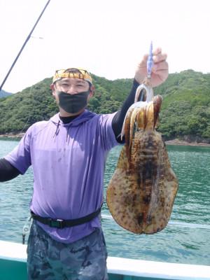 釣り船 久勝丸の2021年7月15日(木)5枚目の写真