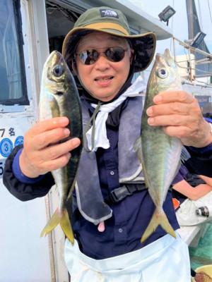 泉佐野マリンライフ(仁王丸・宝来丸・黒潮丸)の2021年7月13日(火)2枚目の写真