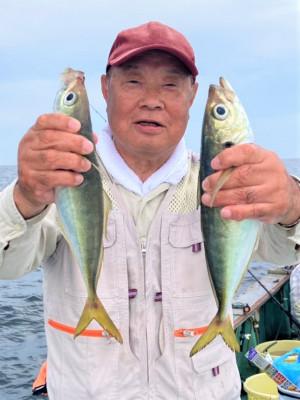 泉佐野マリンライフ(仁王丸・宝来丸・黒潮丸)の2021年7月14日(水)1枚目の写真