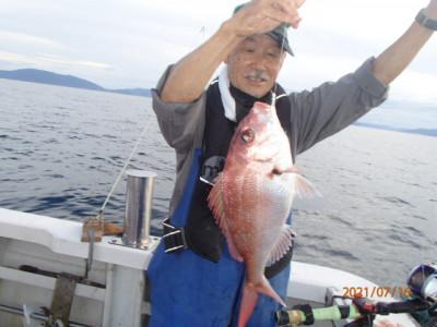 秀吉丸の2021年7月16日(金)4枚目の写真