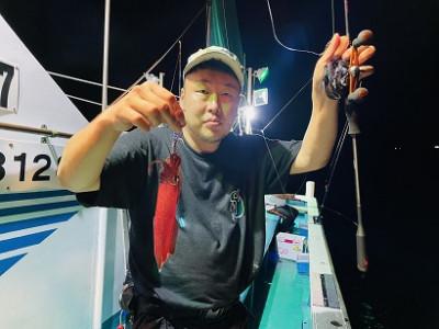 谷口釣船の2021年7月16日(金)3枚目の写真