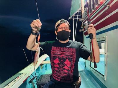 谷口釣船の2021年7月16日(金)4枚目の写真