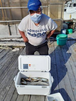 安乗釣センターの2021年7月17日(土)3枚目の写真