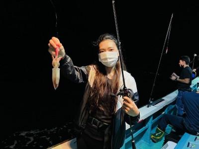 谷口釣船の2021年7月17日(土)2枚目の写真