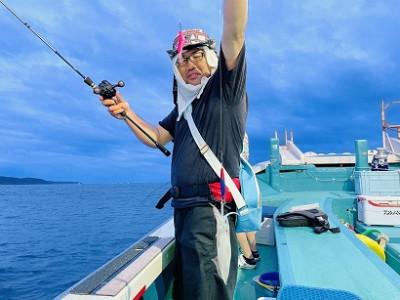 谷口釣船の2021年7月17日(土)5枚目の写真