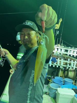 あみや渡船の2021年7月17日(土)4枚目の写真