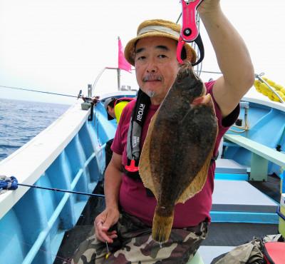 佐々木釣具店 平進丸の2021年7月18日(日)1枚目の写真