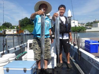 MARINE FISHING CLUBの2021年7月18日(日)1枚目の写真