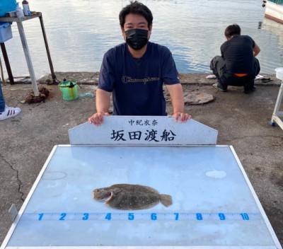 坂田渡船の2021年7月18日(日)1枚目の写真