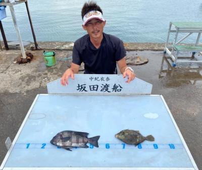 坂田渡船の2021年7月18日(日)4枚目の写真
