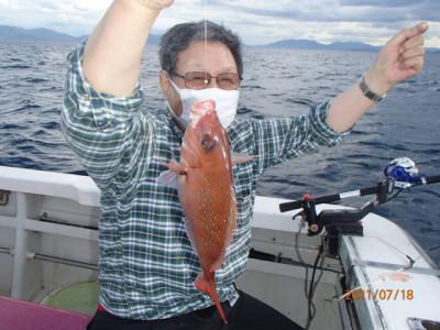 秀吉丸の2021年7月18日(日)3枚目の写真