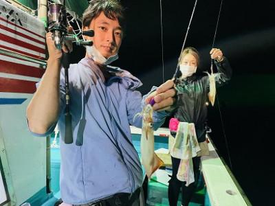 谷口釣船の2021年7月18日(日)2枚目の写真