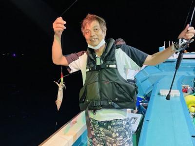 谷口釣船の2021年7月18日(日)5枚目の写真