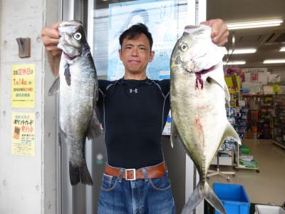 柴釣具商会の2021年7月11日(日)1枚目の写真