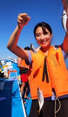 船宿 秋田屋の2021年7月18日(日)1枚目の写真
