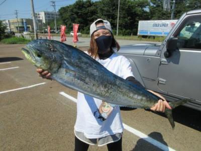 鈴木釣具店の2021年7月19日(月)1枚目の写真