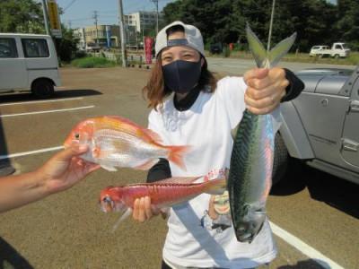 鈴木釣具店の2021年7月19日(月)2枚目の写真