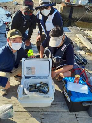 安乗釣センターの2021年7月19日(月)1枚目の写真