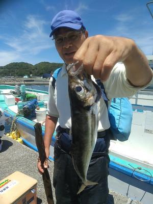 勘次郎丸の2021年7月20日(火)1枚目の写真