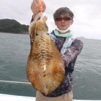 釣り船 久勝丸の2021年7月18日(日)2枚目の写真