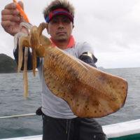 釣り船 久勝丸の2021年7月18日(日)3枚目の写真