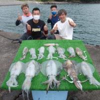 釣り船 久勝丸の2021年7月18日(日)5枚目の写真
