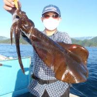 釣り船 久勝丸の2021年7月19日(月)1枚目の写真