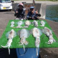釣り船 久勝丸の2021年7月19日(月)5枚目の写真