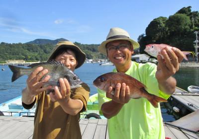 岩崎レンタルボート(岩崎つり具店)の2021年7月20日(火)2枚目の写真