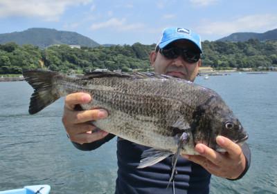 岩崎レンタルボート(岩崎つり具店)の2021年7月20日(火)3枚目の写真