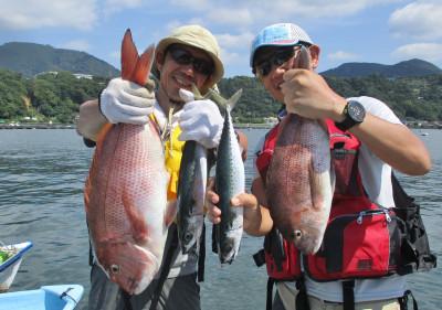 岩崎レンタルボート(岩崎つり具店)の2021年7月20日(火)4枚目の写真