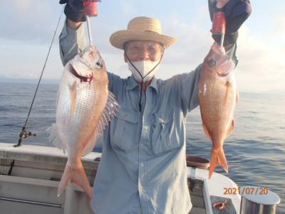 秀吉丸の2021年7月20日(火)3枚目の写真